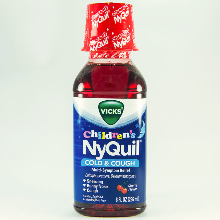 CHILDREN'S NYQUIL COLD & COUGH