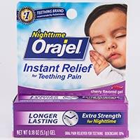BABY ORAJEL NIGHTTIME