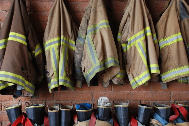 Gear for firefighters