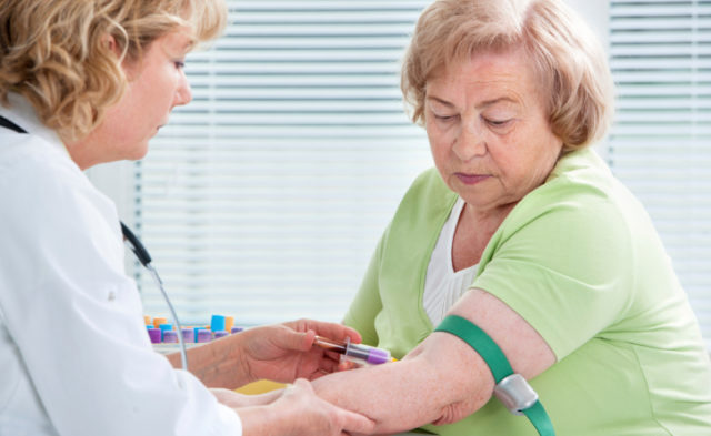 A new sensitized blood test can help clinicians discover when breast cancers become resistant to sta