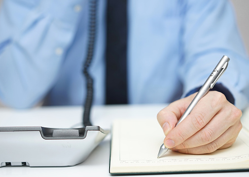 Telephone interviews to deliver genetic counseling may be non-inferior to in-person counseling.
