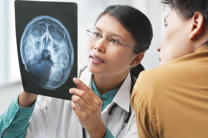 Investigators validated the German High-Grade Non-Hodgkin Lymphoma Study Group's new prognostic mode