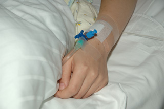 Anticipating Possible Adverse Reactions from Chemotherapy Infusions