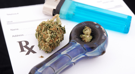 Medical Marijuana and the Cancer Patient
