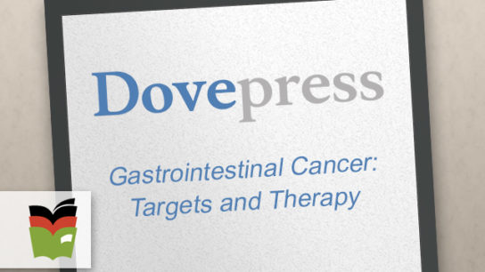 Gastrointestinal Cancer: Targets and Therapy