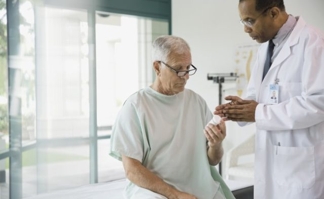 As patients become older, additional factors must be considered in planning their treatment.