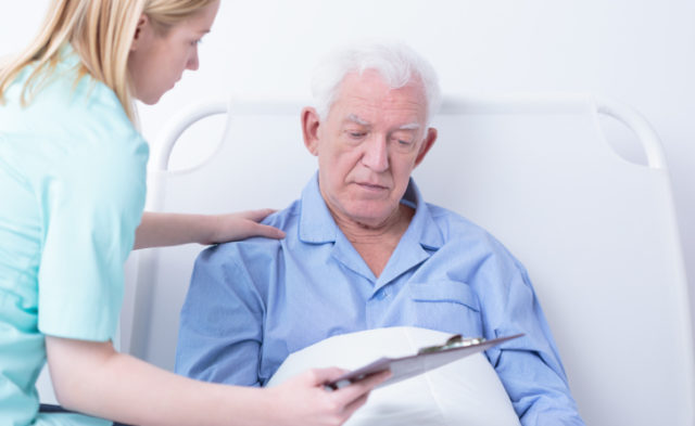 Some say older patients are not being offered the same access to cancer care as younger patients.