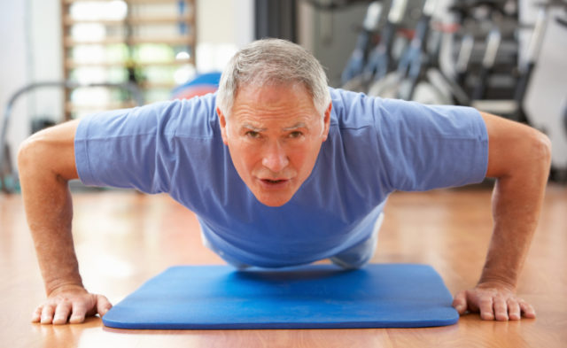A lifetime of vigorous exercise may lower the risk of non-Hodgkin's lymphoma.