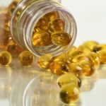 Fish oil supplementation may improve chemotherapy-related outcomes, such as time to tumor progressio