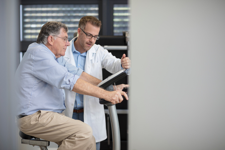 Patients who indicated a decreased level of physical activity at 3 years after diagnosis had a worse