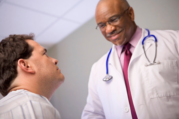 A majority of U.S. men with low-risk prostate cancer who are eligible for active surveillance still