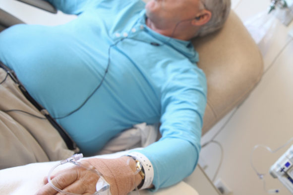 Addition of irreversible electroporation to conventional chemotherapy and radiation therapy in local