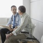 Repeated active discussions with patients about distress, treatment options, and goals can both redu