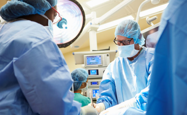Women who underwent bilateral oophorectomy were at greater risk than those who only had 1 ovary remo