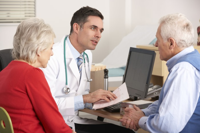 Researchers have zeroed in on factors associated with disease progression and survival in patients t