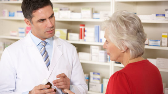 A pharmacist-led medication assessment demonstrated high prevalence of polypharmacy and potentially