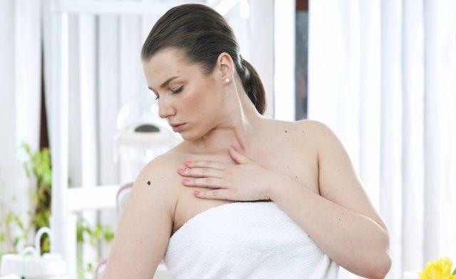Few Dermatology Patients Perform Skin Cancer Screening