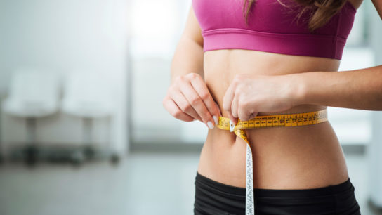 While women who lost more than 5 kg after age 18 were at a 23% reduced risk for breast cancer, those