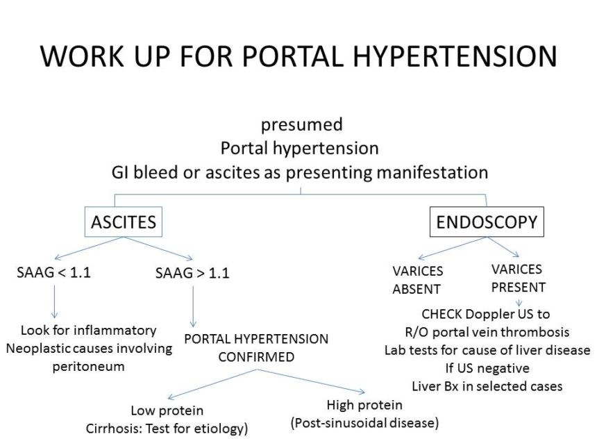 Portal hypertension - Cancer Therapy Advisor