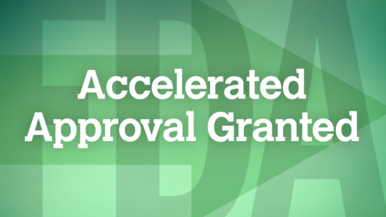 FDA_accelerated approval