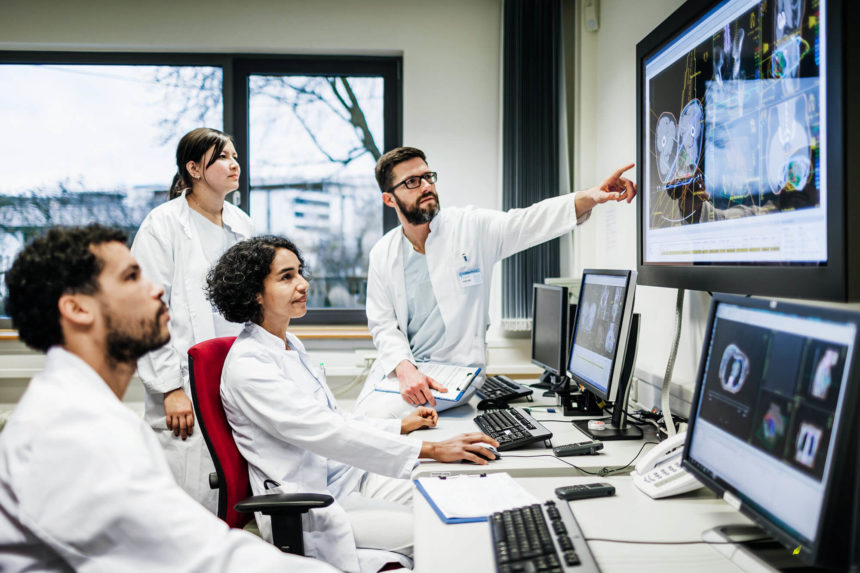 This fact sheet describes how artificial intelligence is currently being used in oncology.